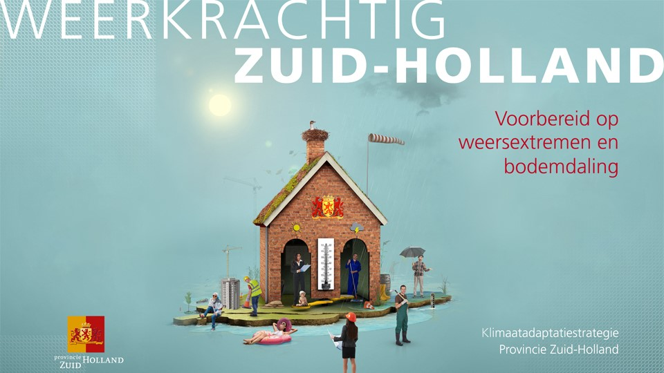 Adaptatiestrategie provincie Zuid Holland