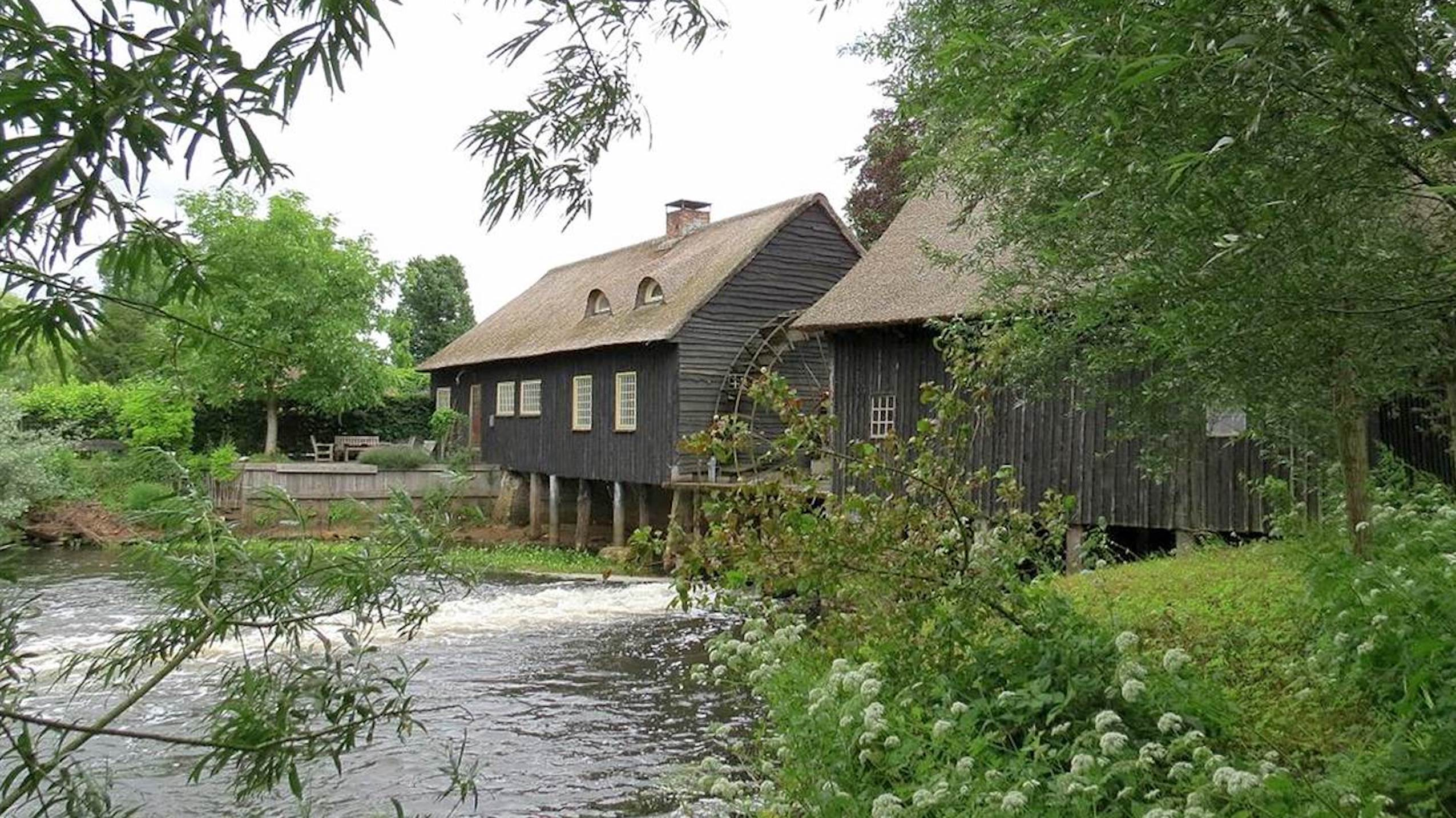 watermolen de dommel erfgoed deal
