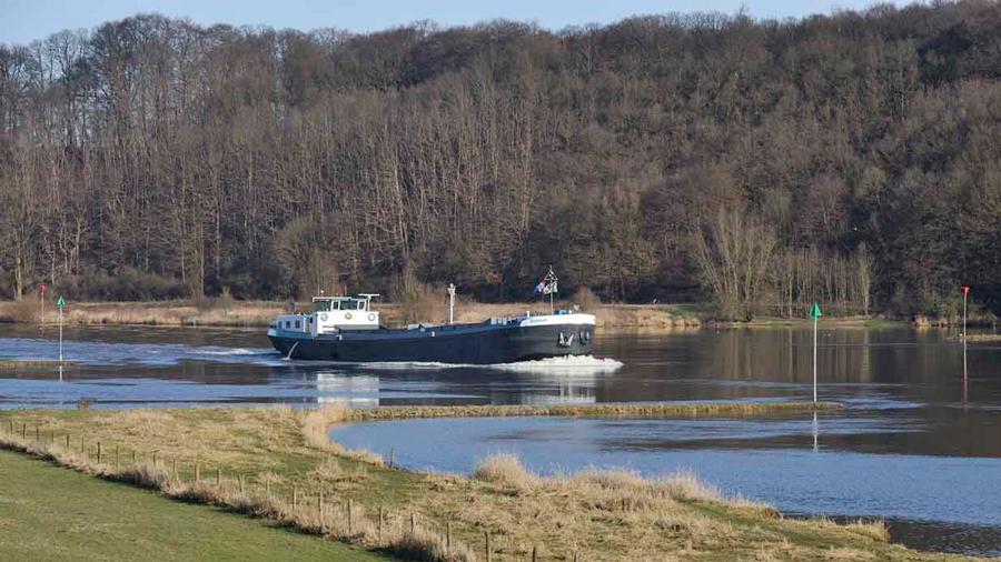 Droogtemonitor: lage rivierafvoer, grondwaterstand hoge zandgronden verder gedaald - H2O Waternetwer
