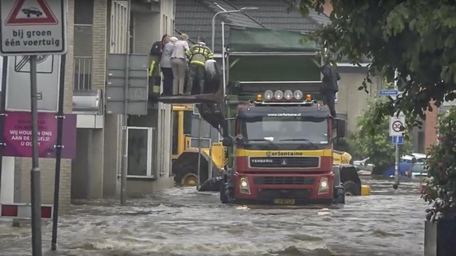 Limburg wil actieplan water