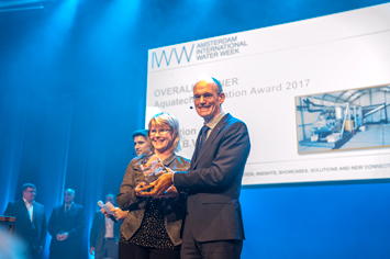 CirTec wint Aquatech Innovation Award