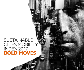 Amsterdam en Rotterdam 11e en 25e op Arcadis Sustainable Cities Mobility Index