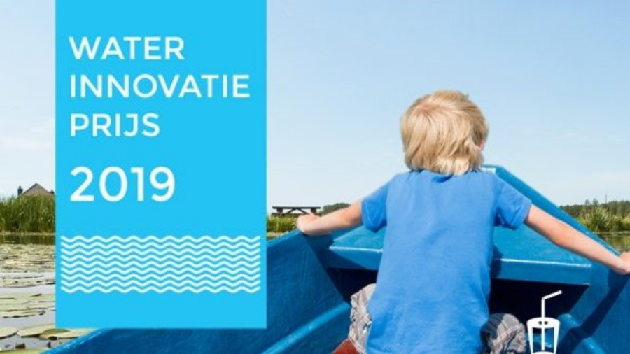 Innovatieve waterprojecten bekroond