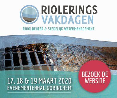 Rioleringsvakdagen NL vakbeurs
