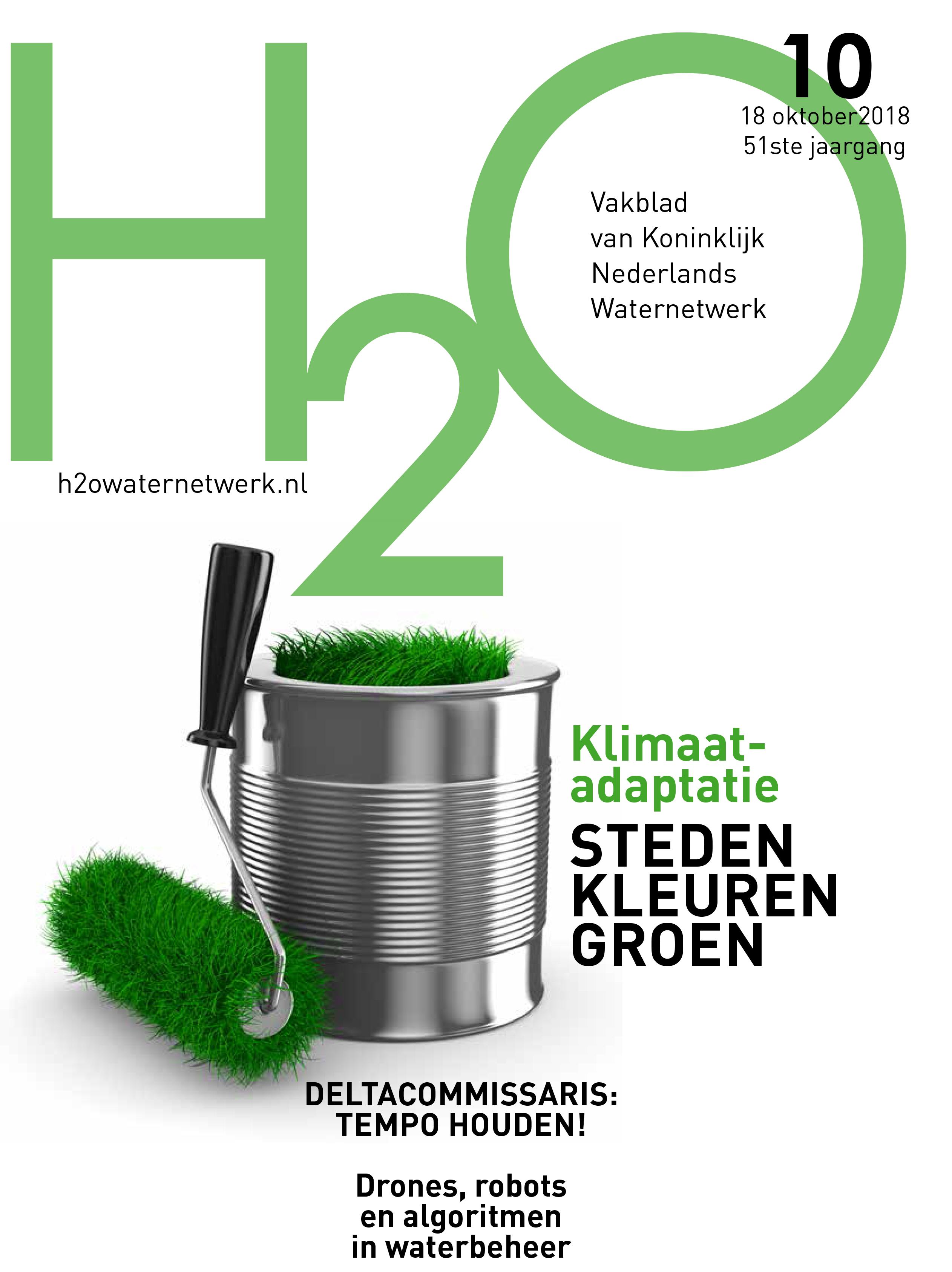 H2O okt cover