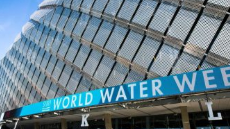 world water week 2020 geannuleerd
